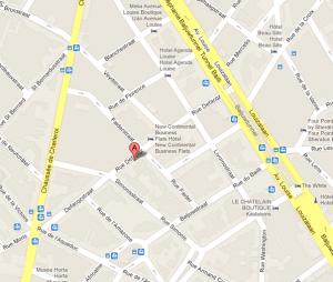 72, rue Defacqz